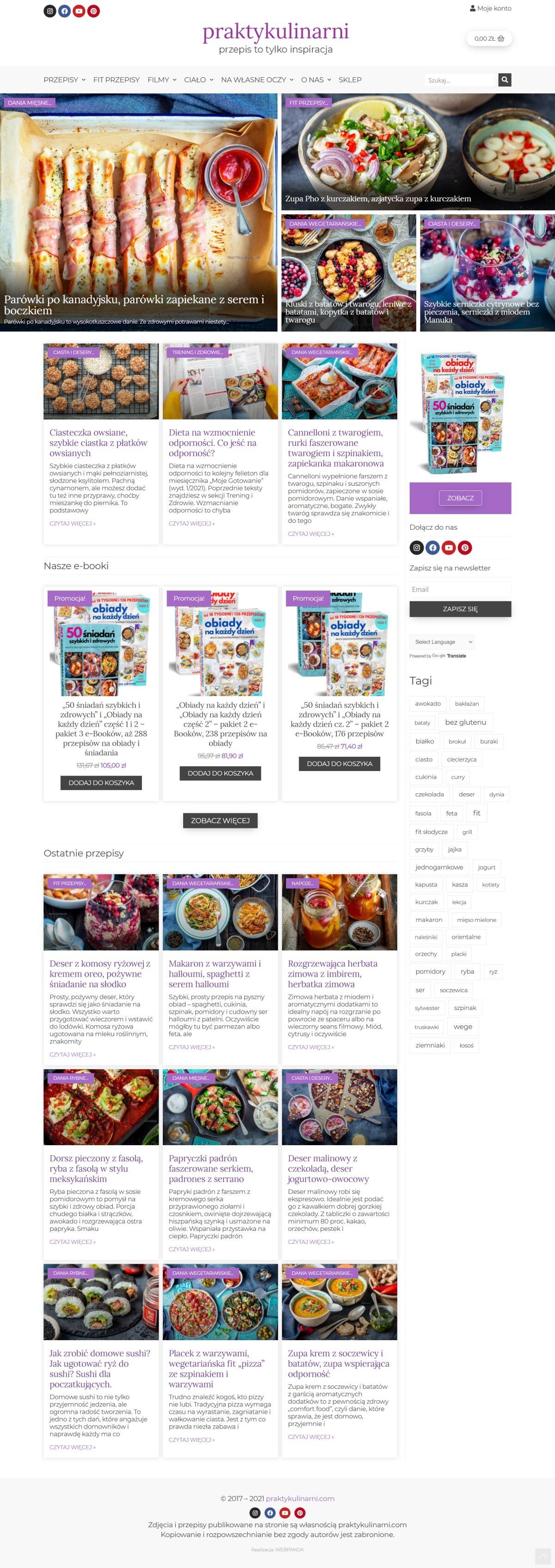 Tworzenie Blogu Ze Sklepem Internetowym. Sprzedaż E-booków