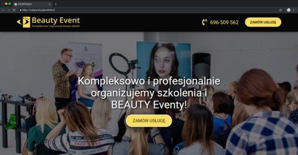 Tworzenie Landing Page. Organizacja I Prowadzenie Eventów