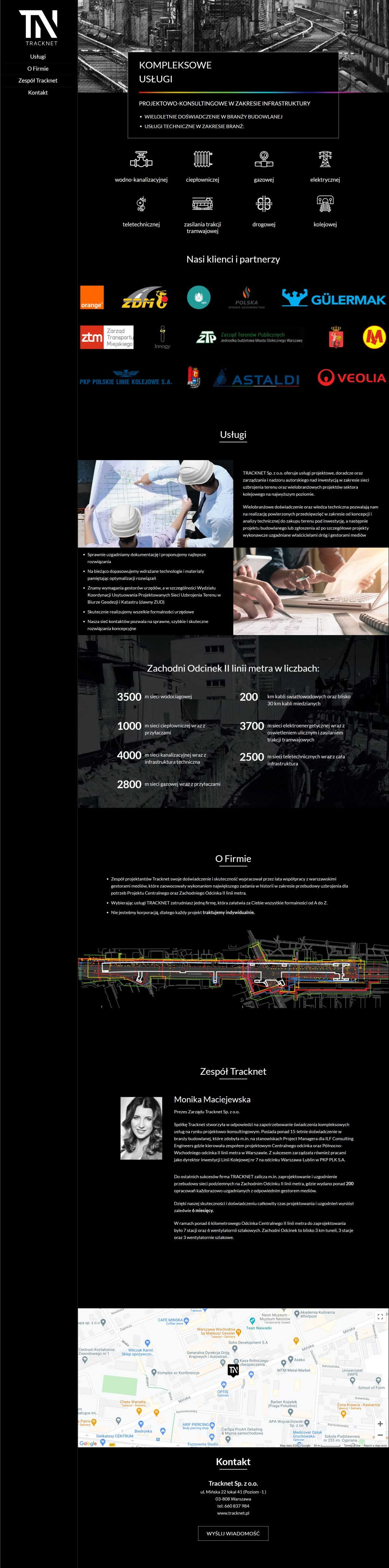 Tworzenie Wizytówki Internetowej Dla Firmy
